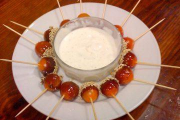 tomate-cherry-caramelizado-salsas-finas-hierbas-wikicocina