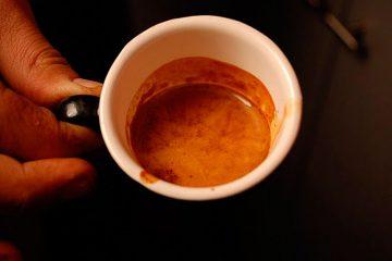 Diez mandamientos cafe espresso