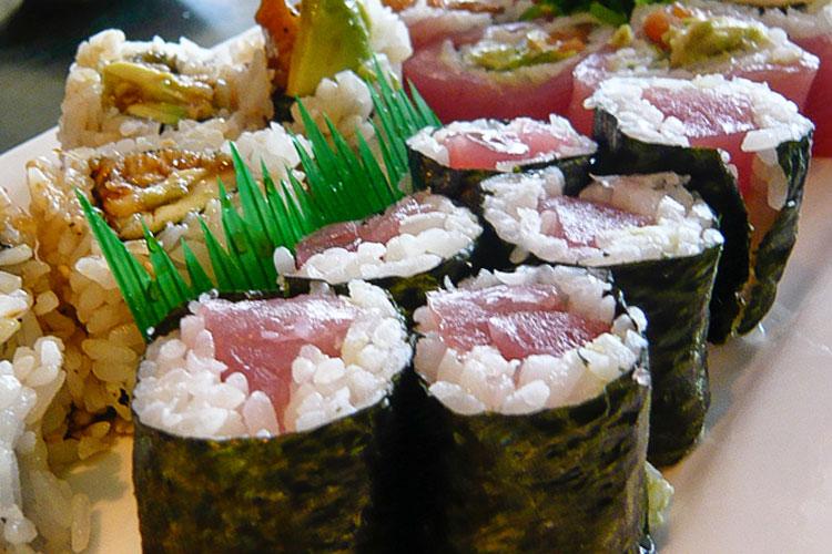 Todo sobre el sushi hosomaki