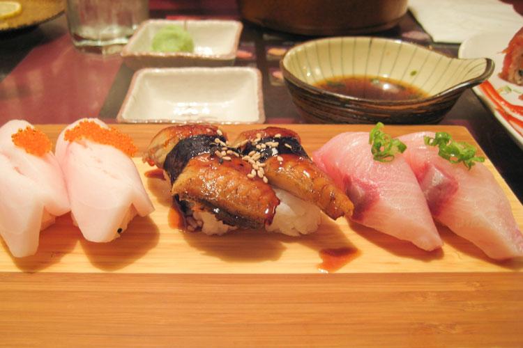 Todo sobre el sushi nigiri
