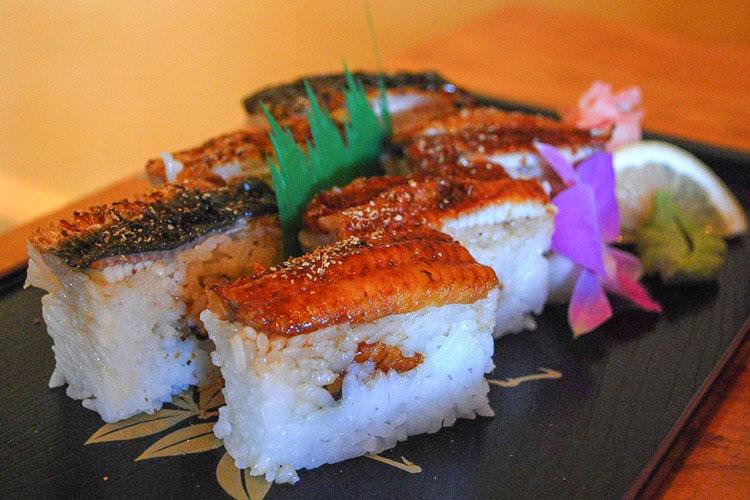 Todo sobre el sushi oshizushi