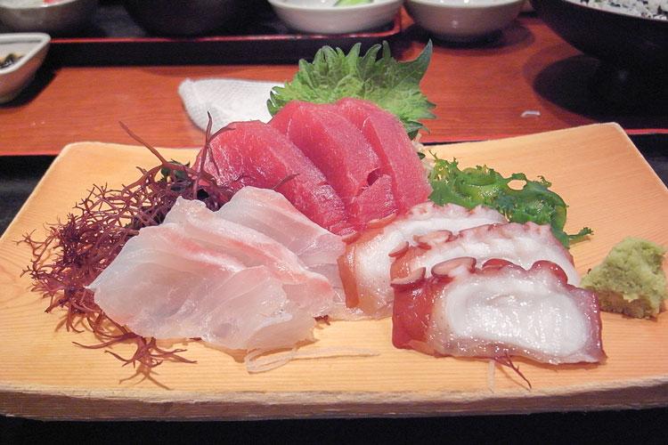 Todo sobre el sushi sashimi