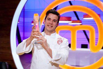 Carlos, ganador masterchef tercera edicion